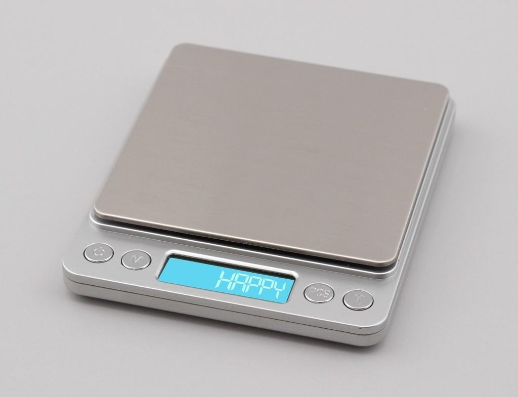 Портативные ювелирные весы