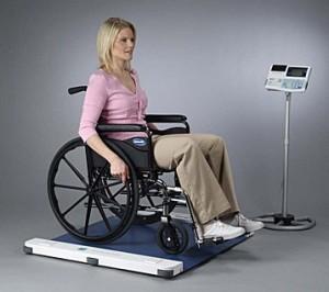 Профессиональные медицинские весы Tanita PW-630 MA