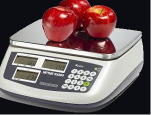 торговые электронные весы с функцией печати этикеток