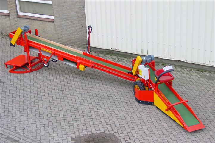 Skuter-podborshhik tipa 40000