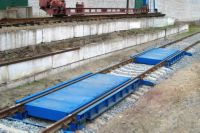 оптические железнодорожные весы