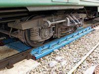 рычажные весы для взвешивания вагонов