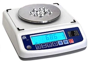 Электронные лабораторные весы ВК 1500