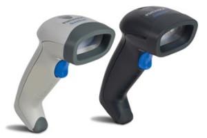 Ручной лазерный сканер штрих-кодов Datalogic QuickScan I QD2100