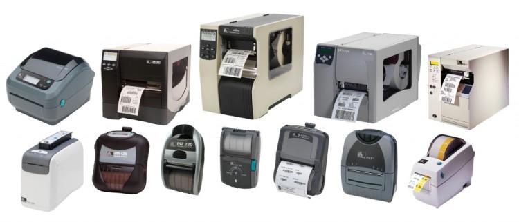 Принтеры для печати штрих-кодов и этикеток