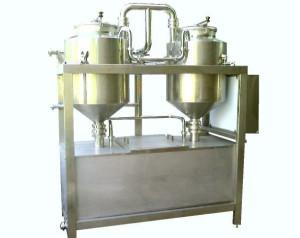 Весы для взвешивания молока в потоке