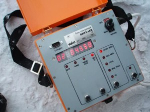 Электронный блок весов ВИУ-1