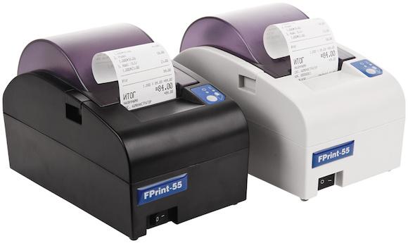 Чековый принтер FPRINT-55