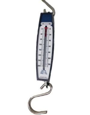Механические подвесные весы