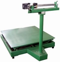 механические промышленные весы