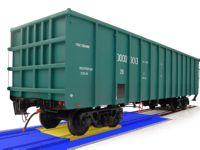 статические железнодорожные весы