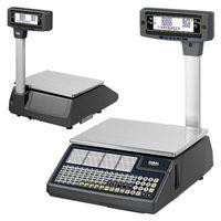 торговые весы с принтером этикеток