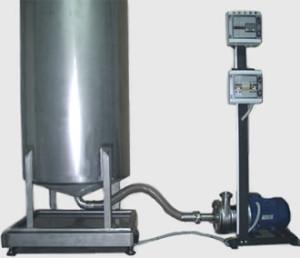 Весы для взвешивания молока ВСЭ-600